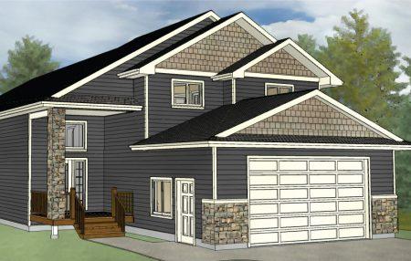 Iron Ring Family Homes Grande Prairie Home Builder